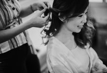 Si Han & Terrence Singapore Wedding by Nocture