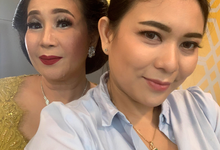 Ibu Hilda & Avi by Terre Makeup