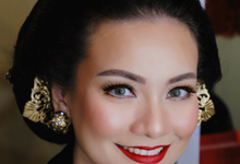 Prewed project by Terre Makeup