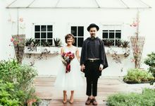 A wedding by the lawn - Hort Park Singapore by The Beautiful Moment Photography