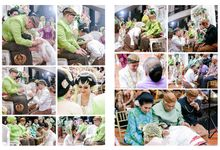 Sampoerna Strategic Wedding Tessa Taufik by ARA photography & videography
