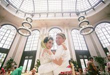 Sampoerna Strategic Wedding Tessa Taufik by ARA photography & videography