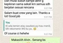 testimoni by Lifetime Moment Organizer