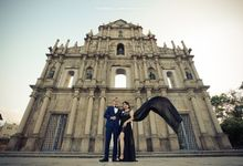You Are My World - Tio & Fei by Huemince