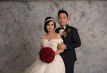 ANDY & DESY WEDDING by AMITIE Bridal Accessories