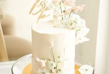 Shellys Bridal Shower by KAIA Cakes & Co.