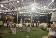 The Wedding of Tata and Grace by Elior Design