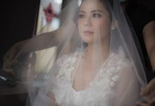 THE WEDDING OF KEVIN & SANNY - Morning Bridal Beauty Shoots by AVERIE Atelier