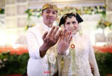 Ricko & Rosma Wedding by CARI WEDDING ORGANIZER