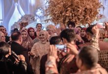Wedding Of Azmi & Rabi'ah by The Great Larasati