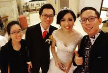 Arifin & Reyna Wedding by SAUSALITO