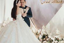 Adit & Claresta Wedding at Hilton by PRIDE Organizer