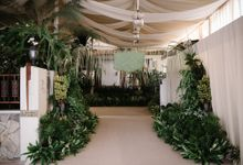 A WEDDING AT PONDOK INDAH by AIRY