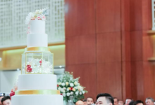 THE WEDDING OF ADIT & MIEKE by Thamrin Nine Ballroom