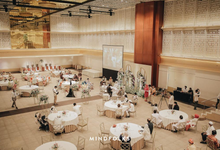 THE WEDDING OF SERGI & DINDA by Thamrin Nine Ballroom