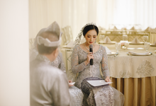 THE WEDDING OF FARRA & AHNAF by Thamrin Nine Ballroom