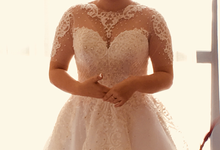 Martin and Aiza Sakura Inspired Wedding by The Atelier Manila
