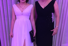 """Nicole Alejandro """"Under the Stars"""" Debut by The Atelier Manila"""