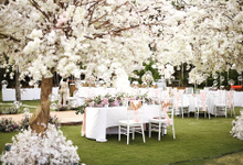 The Wedding of Ivan & Fiona by The Bali Dream Decoration