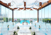 The Wedding of Michael & Tessa by The Bali Dream Decoration