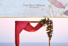 The Wedding of Christian & Frisella by The Bali Dream Decoration