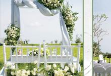 The Wedding of Nico & Fenny by The Bali Dream Decoration