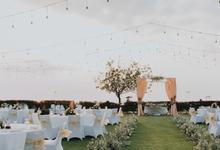 The Wedding of Aldo & Korin by The Bali Dream Decoration