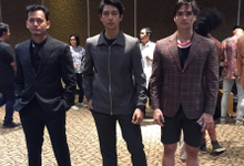 Plaza Indonesia Men Fashion Week Audition by The Beauty Tailor