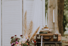 Vintage Romance by The Dessert Party