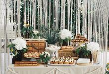 Bohemian Macramé  by The Dessert Party