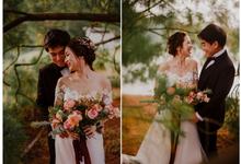 Prewedding of Eryn & Seng by The Glow BeautyBar