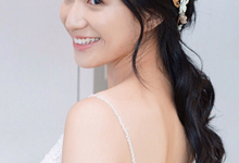 Soo Han's wedding by The Glow BeautyBar