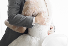 Jonathan & Ferliza Wedding by The Ivy Atelier