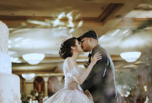 Dendy & Shera Wedding Day by The Ivy Atelier