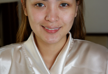 Bridal works (Prep - Ceremony - Reception look) by The Makeup Studio by Rouchelle Battad