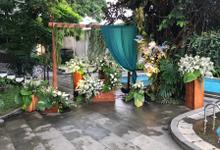 Wedding @themanorandara  by The Manor Andara