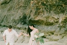 The Nearness Of You - The Wedding of Logan & Debora by Adi by Axioo