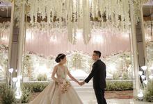 The Wedding of Alex & Amelia - Fairmont Jakarta by OVERJOY ENTERTAINMENT