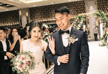 The Wedding of Steven & Phelia - Ayana Midplaza JK by OVERJOY ENTERTAINMENT