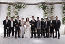 The Wedding of Brian & Chrisella - Pullman Jakarta by OVERJOY ENTERTAINMENT