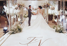 The Wedding of Felix & Vinira - Ayana Midplaza JKT by OVERJOY ENTERTAINMENT