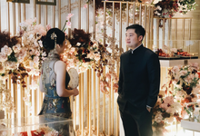 The Engagement of William & Angela - House of Yuen by OVERJOY ENTERTAINMENT