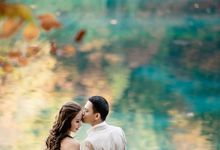 The promise of a lifetime - The Prewedding of David and Jessica by David by Axioo