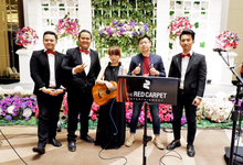 The Royal Garden Wedding (The Margo Hotel, Depok) by The Red Carpet Entertainment