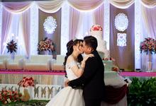 NAM Center Kemayoran (Jeffry & Nita Wedding) by The Red Carpet Entertainment