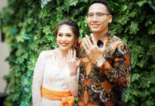 The Margo Hotel (Windu & Cista Engagement) by The Red Carpet Entertainment