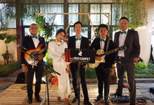 Green Andara Clubhouse (Dena & Imam Wedding) by The Red Carpet Entertainment