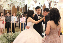Westin Jakarta (Hendy & Ruth Wedding) by The Red Carpet Entertainment