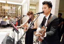 Fairmont Hotel (Adi & Danella Wedding) by The Red Carpet Entertainment