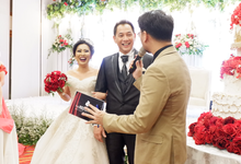 Damai Indah Golf PIK (Riandy & Evi Wedding) by The Red Carpet Entertainment